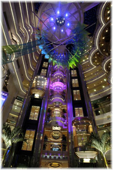 Serenade of the Seas - The Centrum
